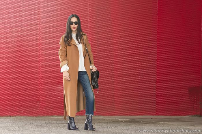 Blogger de Valencia de moda belleza estilo look zara