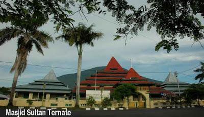Masjid Sultan Ternate