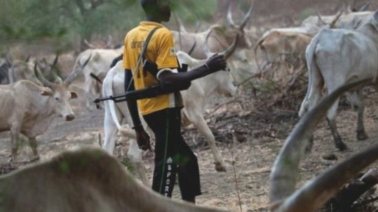 See How Herdsmen Was Arrested With AK 47 In Enugu...And What Happened
