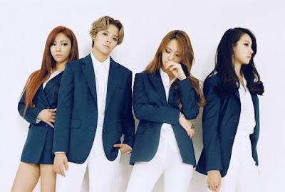 yaitu girlband Korea yang sekarang terdiri dari  Profil, Biodata Lengkap Member f(x)