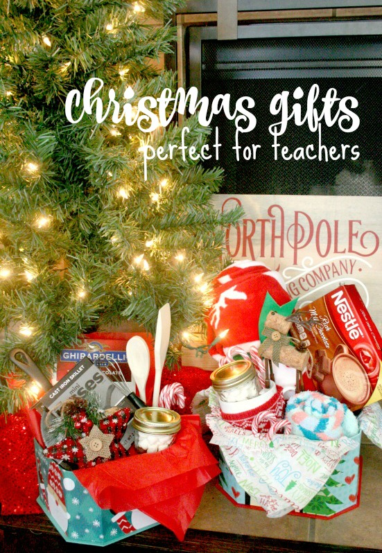 my life homemade: Christmas Gifts Perfect for Teachers