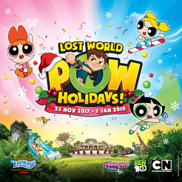 Lost World POW Holidays