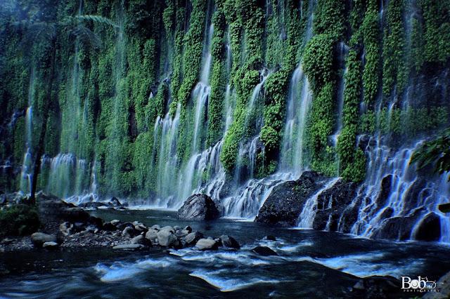 asik asik waterfall