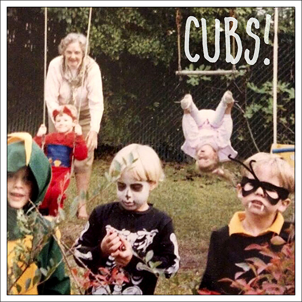 Cubs stream Self-Titled EP