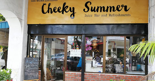 Cheeky Summer Juice Bar And Refreshment