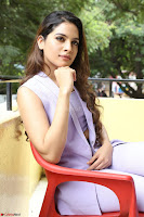 Tanya Hope in Crop top and Trousers Beautiful Pics at her Interview 13 7 2017 ~  Exclusive Celebrities Galleries 165.JPG