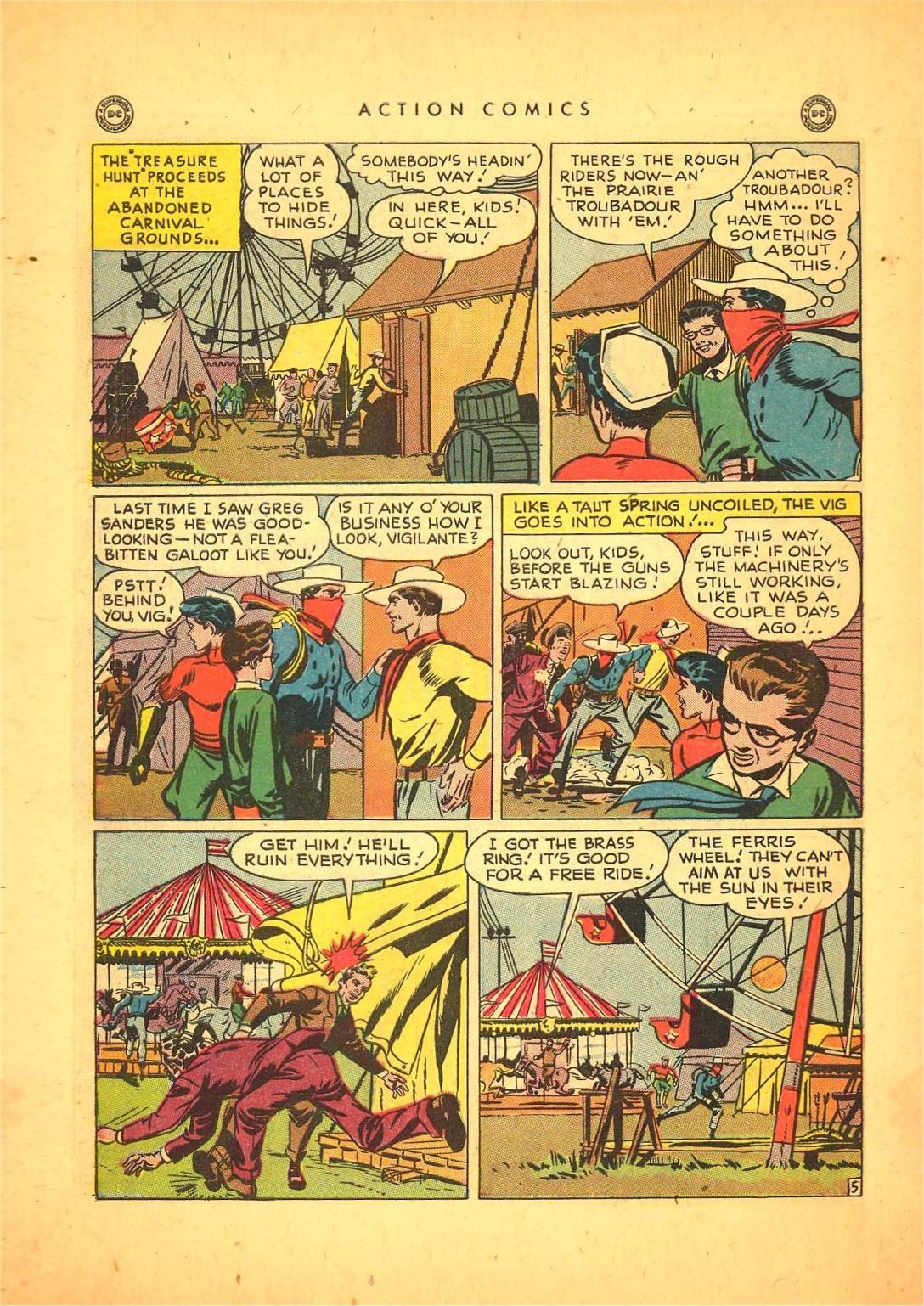 Action Comics (1938) 116 Page 42