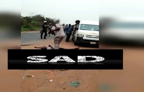Video Of Customs Officer Who Fatally Shoots Unarmed Nigerian Man Over N5000
