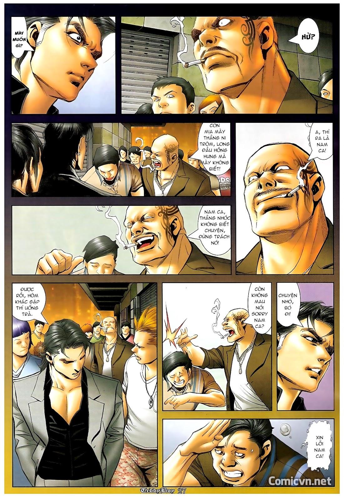 Người Trong Giang Hồ - Chapter 1210: Giải tán - Pic 26