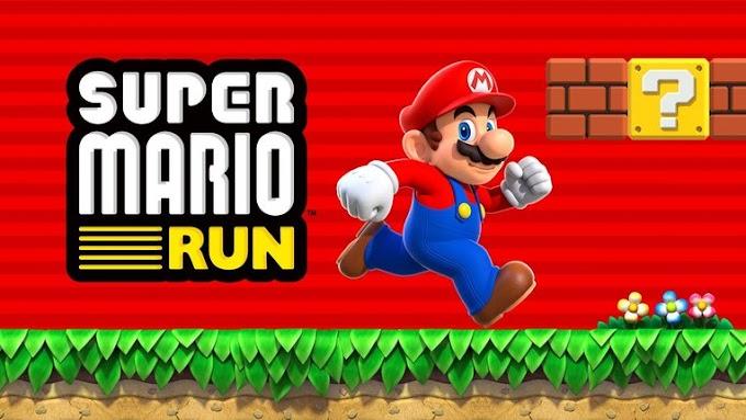 لعبة Super Mario Run للأندرويد