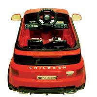 Mobil Mainan Aki Pliko PK8300N Range Rower