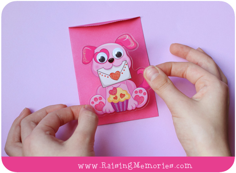 February Valentine Advent Activities for Kids