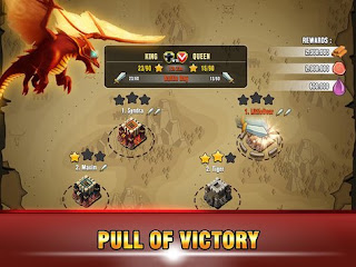 Era of War Clash of epic Clans Apk v2.4 Mod3