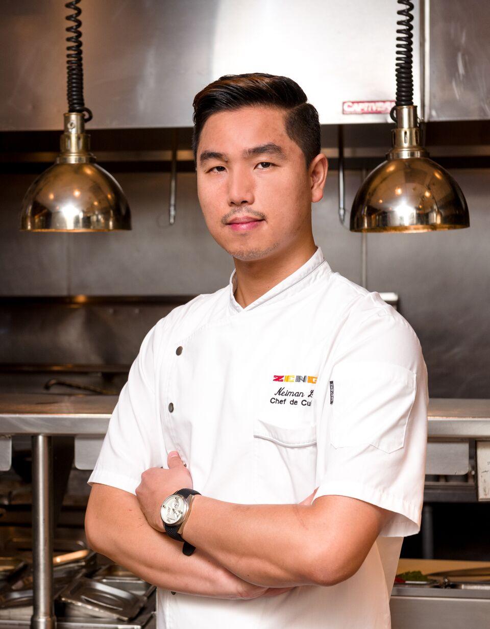 Celebrity Chef Richard Sandoval Names Neiman Lee As Chef
