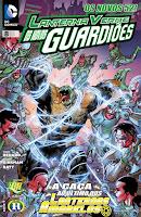 Os Novos 52! Lanterna Verde - Os Novos Guardiões #8