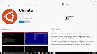 Ubuntu Linux Arrives In Windows Store!