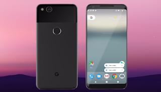 harga dan spesifikasi Google Pixel 2
