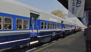 Nuevas unidades del Tren San Martín