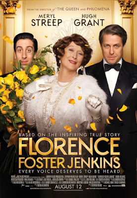 Win Florence Foster Jenkins on Blu-ray!