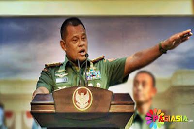Panglima TNI Akan Membuat Pangkalan TNI di Komando Armada Kawasan Papua