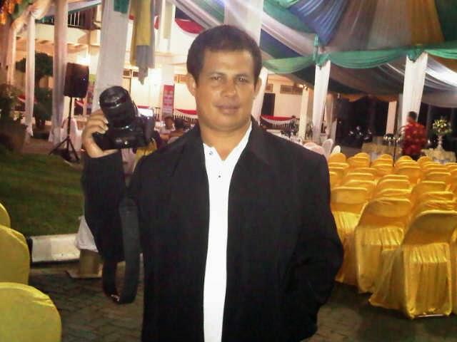 Ketua Persatuan Wartawan Indonesia (PWI) Bima, Rafidin S,Sos.