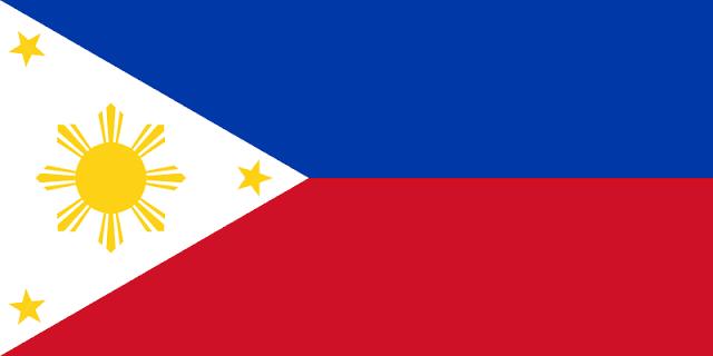 Bendera Negara Filipina