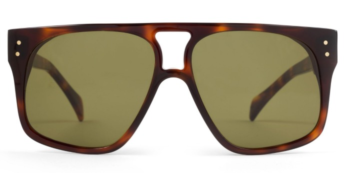 Finest Seven sunglasses: Zero 5 in tortoiseshell