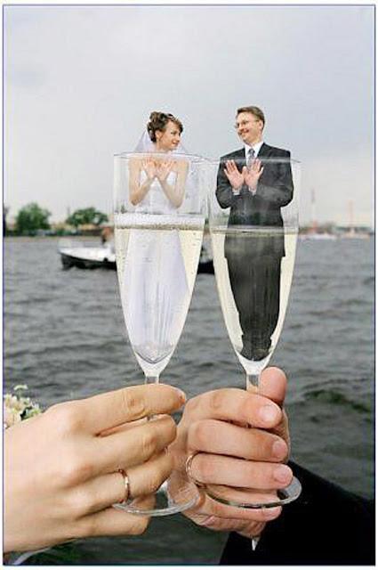 Thích thú phong cách ảnh cưới 2017 - biến hoá tí hon
