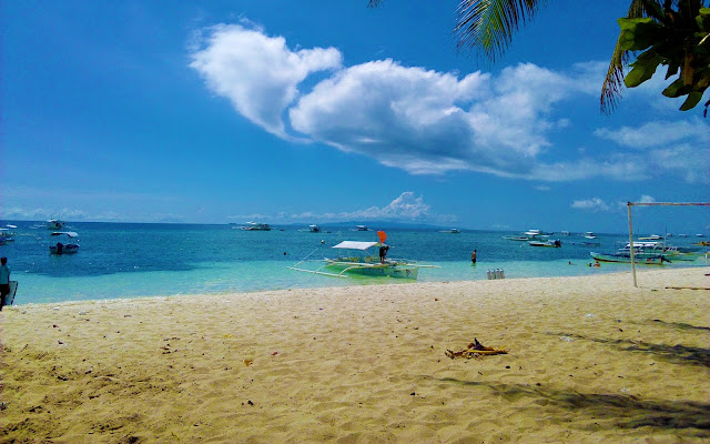 alona white beach philippines