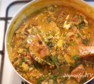 How To Cook Oha Soup (Ora)| (Ofe Oha/ Ora) uha recipe