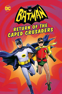 Batman Return of the Caped Crusaders (2016) แบทแมน: การกลับมาของมนุษย์ค้างคาว