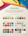Stampin' Up! Colour Families