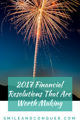 2017 Financial Resolutions that are Worth Making