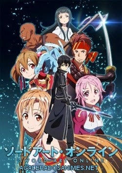 Sword Art Online Episódios online legendados