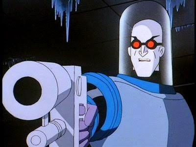 Batman e Mr Freeze Abaixo de Zero