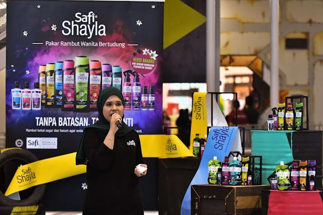 Aktifkan Diri Anda Bersama Safi Shayla