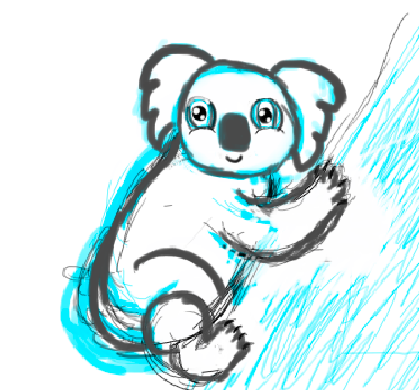 The Animal Jam Artists Collaborative How To Draw A Chibi Koala