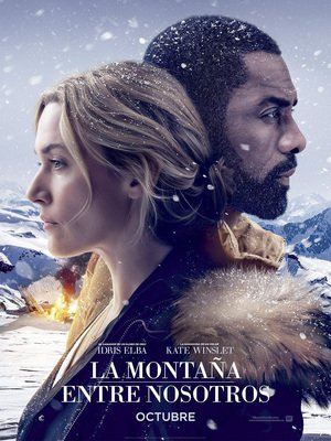 Poster The Mountain Between Us 2017
