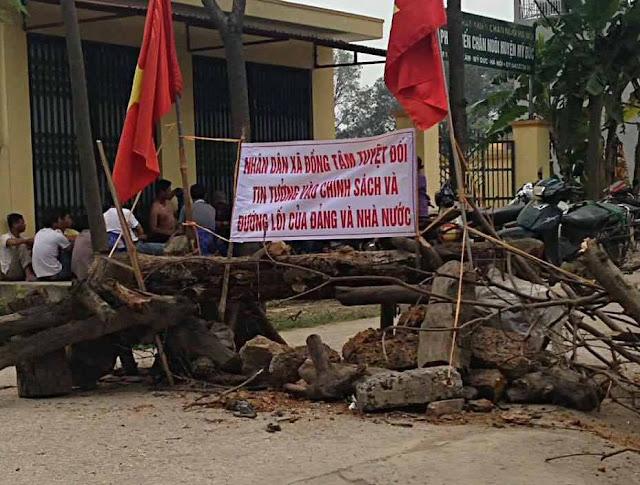 xã Đồng Tâm, huyện Mỹ Đức