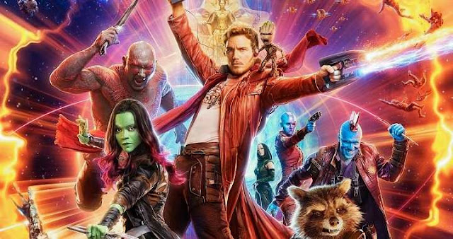 Último tráiler de Guardians of the Galaxy Vol 2