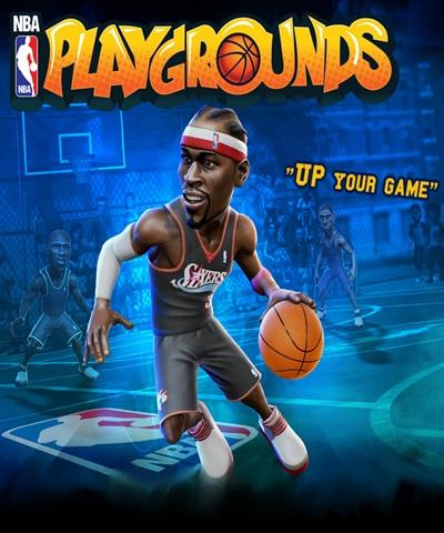 โหลดเกมส์ NBA Playgrounds ฟรี