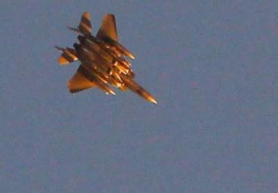 Jet Tempur Amerika Mulai Masuk Suriah