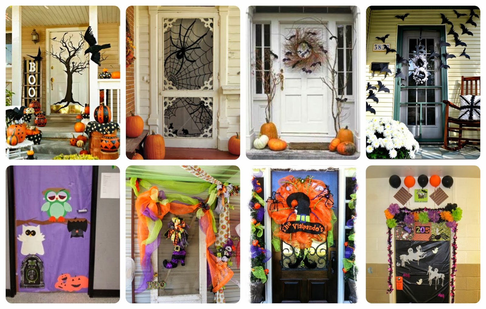 Carteles Exteriores Recursos Ideas Para Decorar En Halloween Lluvia De Ideas