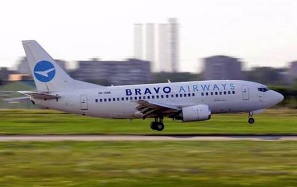Аеропорт Київ закрили через аварію літака