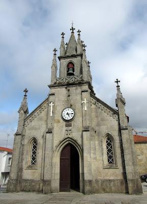 Iglesia de San Marcos. Corcubión