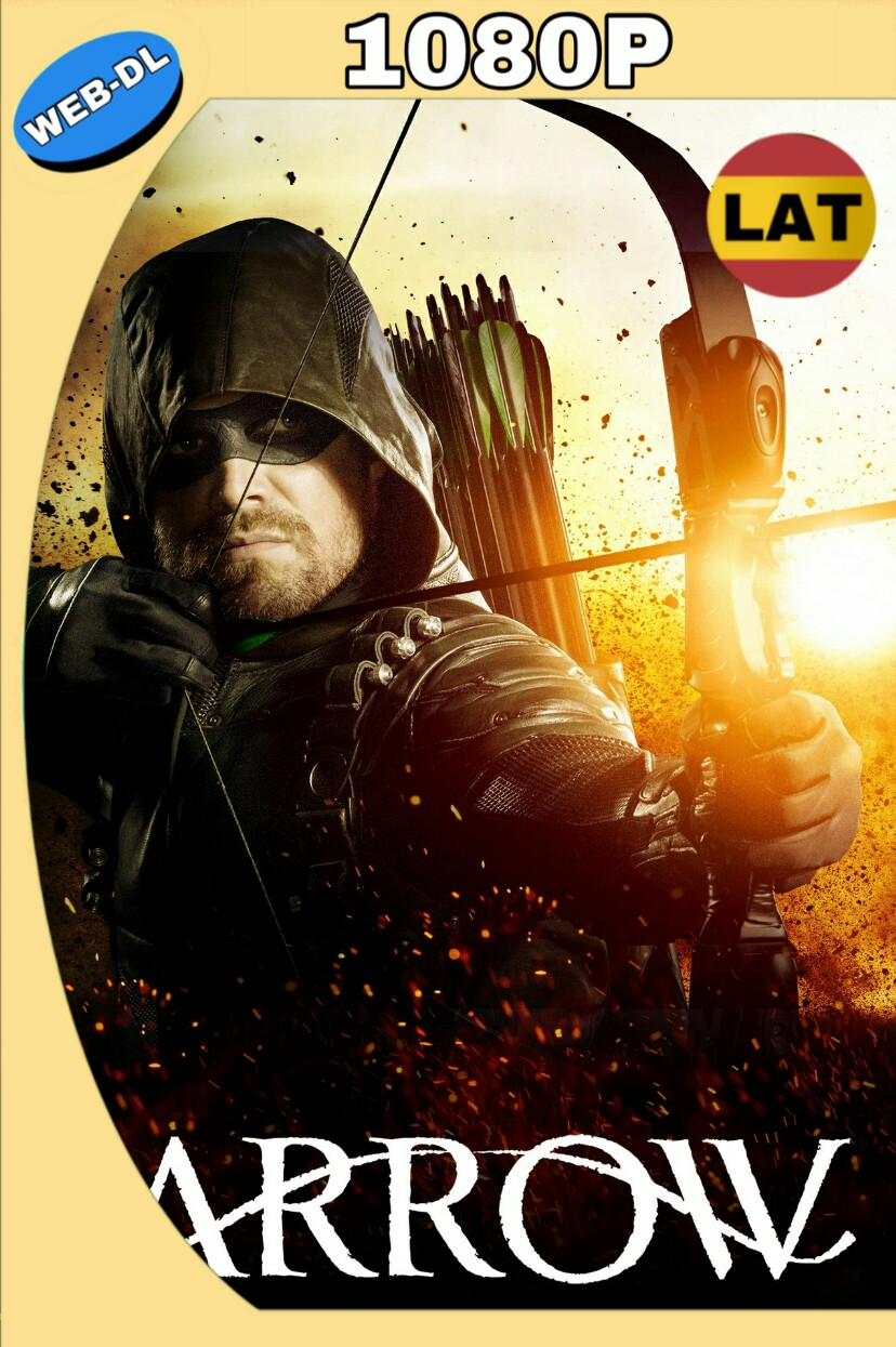 ARROW TEMPORADA 07 (05/23) WEB-DL 1080P DUAL LATINO MKV