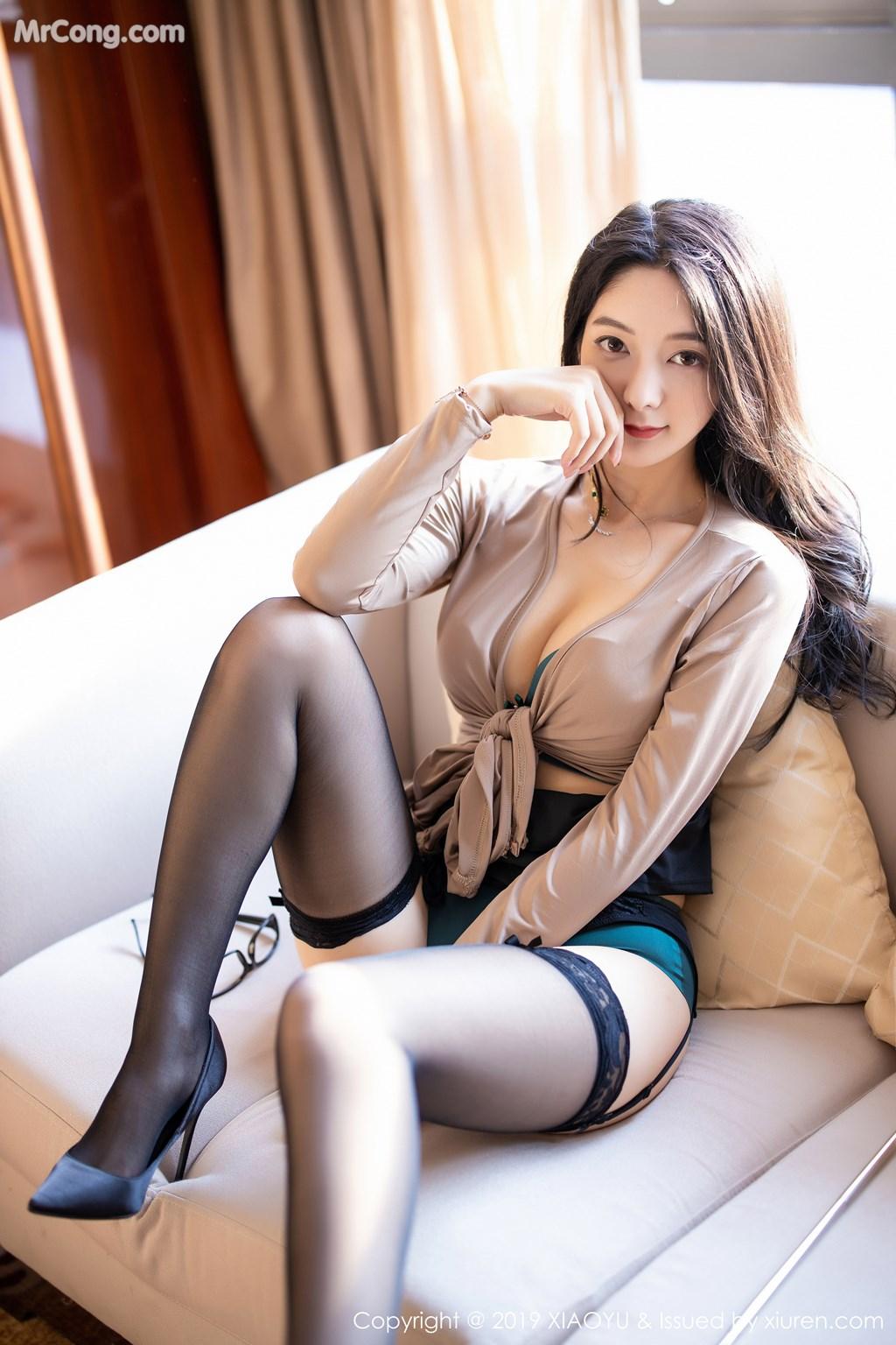 Image XiaoYu-Vol.154-Xiao-Reba-Angela-MrCong.com-058 in post XiaoYu Vol.154: Xiao Reba (Angela小热巴) (97 ảnh)