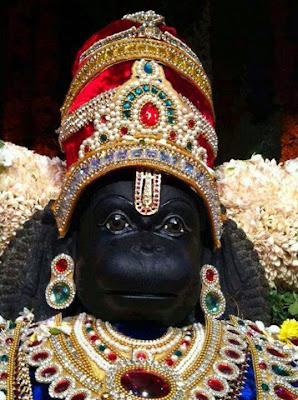 hanumanji black image