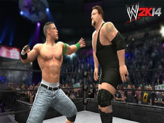 WWE 2K14 Game For PC Full Version