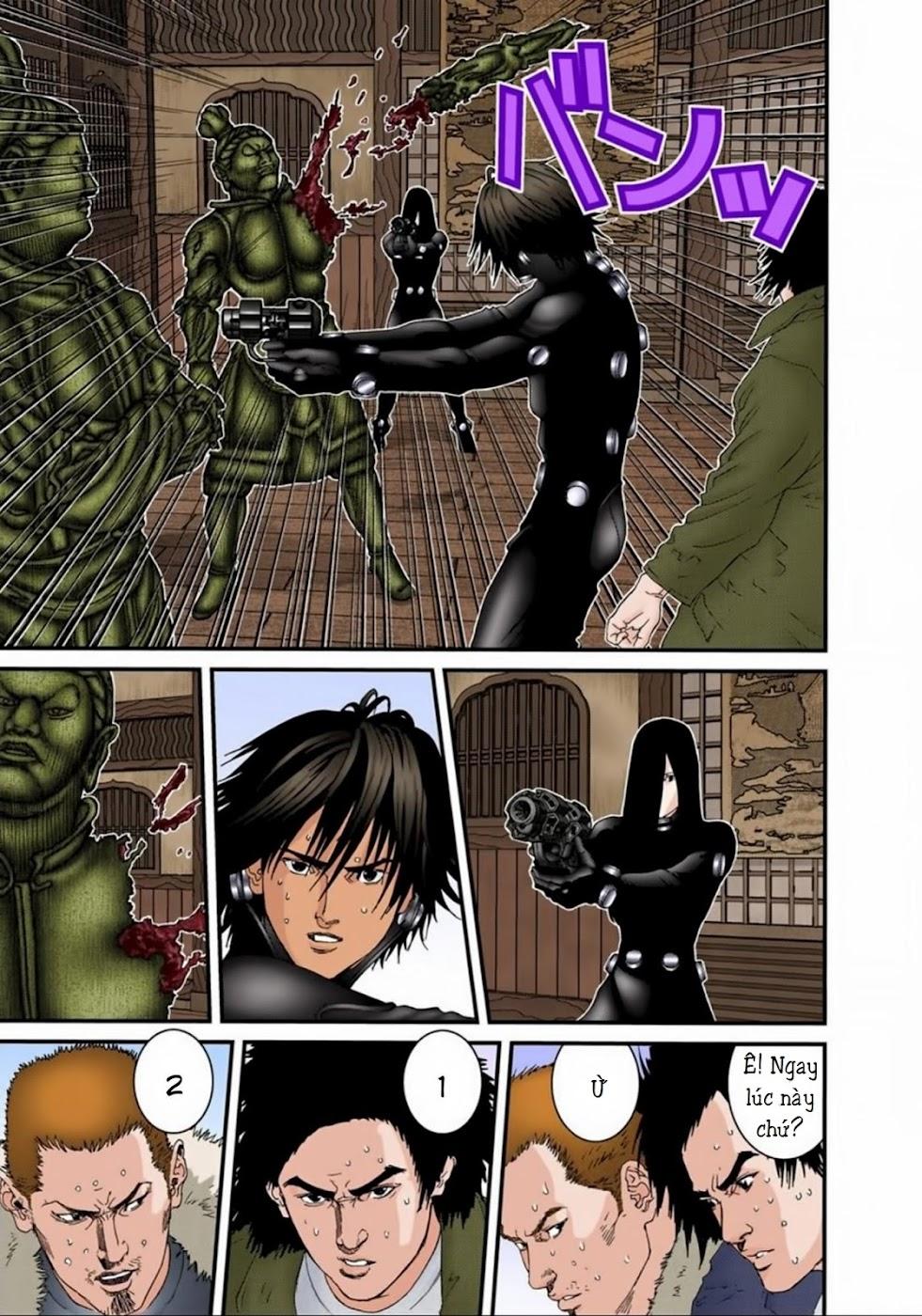 Gantz Chap 76: Nụ hôn tử thần trang 5